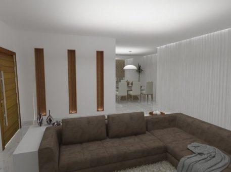 Projetos para Sala de Estar