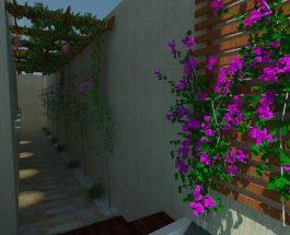 Projetos para Jardins