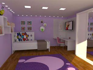 Projetos para Quarto Infantil