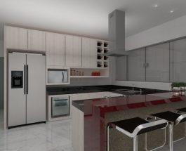Projeto para Cozinhas