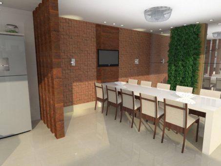 Projetos para Salas de Jantar