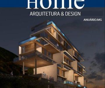 ROBERTA CAVINA PARTICIPA DO ANUÁRIO DE ARQUITETURA E DESIGN MG 2019